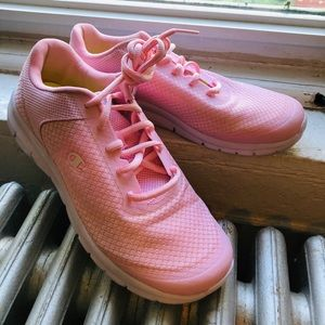 🎀Pink Champion Sneakers 🎀 (worn once!)
